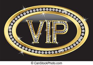 vip, diamants