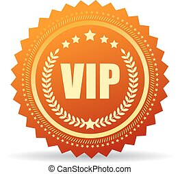 Vip gold medal