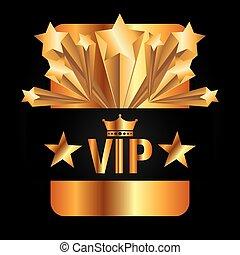 vip membership design, vector illustration eps10 graphic