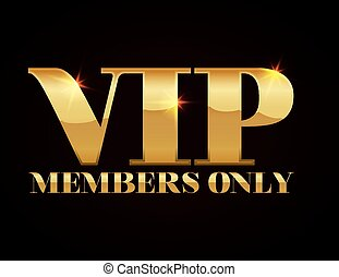 vip, miembro