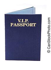 vip, passeport