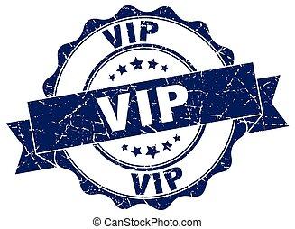 vip stamp. sign. seal