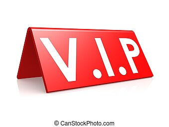 VIP tag in red.