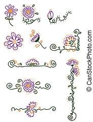 virág, alapismeretek