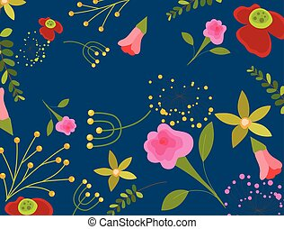 virág, alapismeretek, háttér