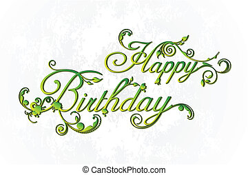 virágos, boldog születésnapot