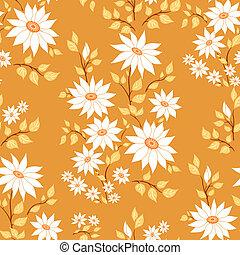 virágos, pattern., seamless