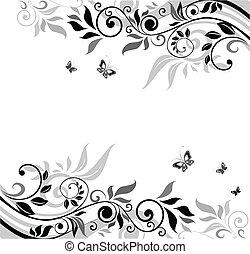 virágos, white), transzparens, (black