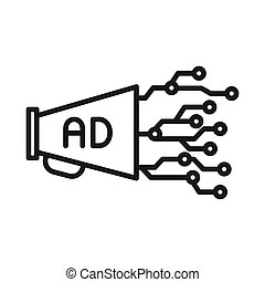 viral marketing illustration design