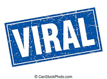 viral square stamp