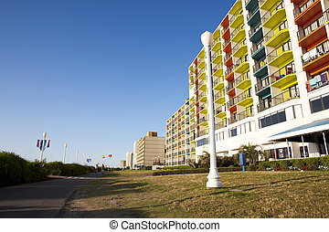Virginia Beach Boardwalk - The Virginia Beach Boardwalk and...