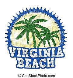 Virginia Beach stamp