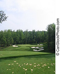Virginia Golf Course - Beautiful golf course in central...