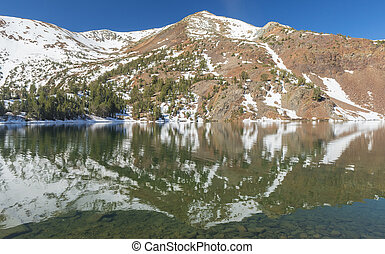 virginia, tó
