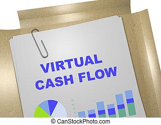Virtual Cash Flow concept
