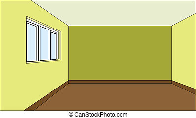 Virtual model room for your design development projects, fully recolorable