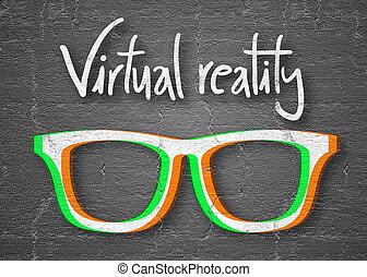 Virtual reality - Creative design of Virtual reality