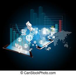 Virtual scheme concept