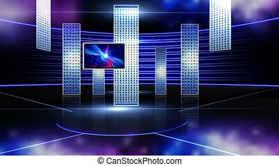 Virtual studio dimond