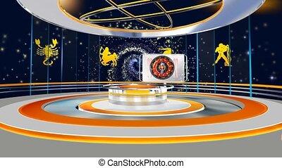 virtualset, astrologie