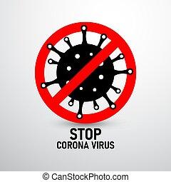 virus, 2, korona