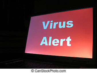 Virus Alert in the middle of the night when the viruses come...