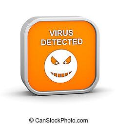 virus, detected, segno