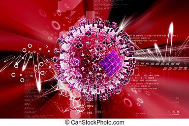 virus, influenza