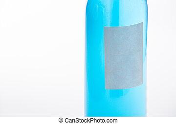 virus, main, alcool, gel, anti, laver