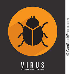 virus, ontwerp