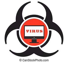 Virus PC icon