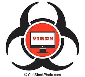 Virus PC icon
