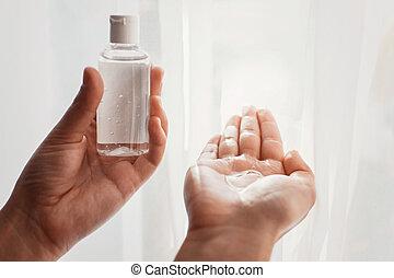 virus, pulizia, prevenzione, impedire, disinfezione, ...