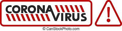 virus, reveil, prudence, couronne, symbole