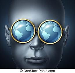 visão global