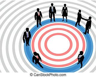 visé, commercialisation, cercle, professionnels