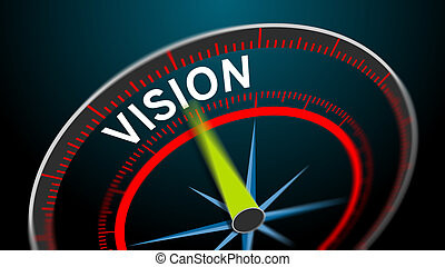 Vision as business concept