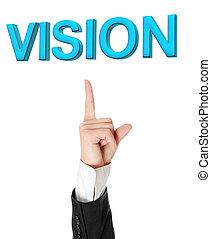 vision, concept.