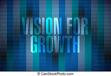 vision for growth binary background