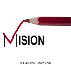 Vision message