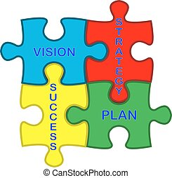 Vision Strategy plan success