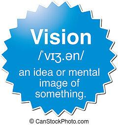 Vision - Symbol