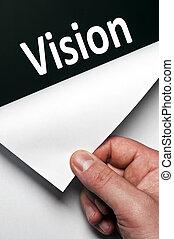 Vision word
