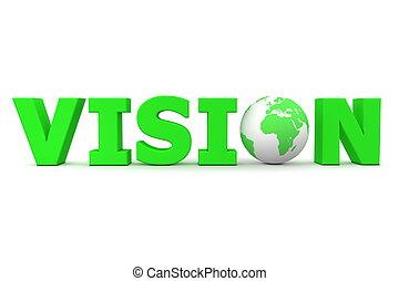 Vision World Green