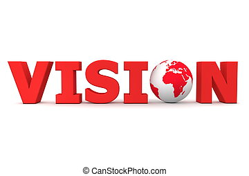Vision World Red