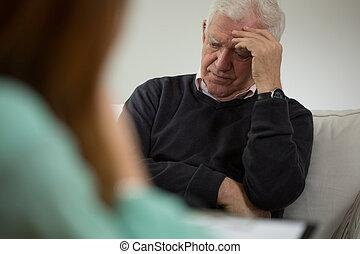 Visit a psychiatrist