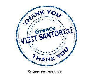 Visit Santorini