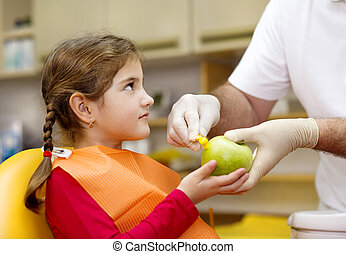 visita dental