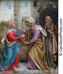 Visitation of the Virgin Mary - Visitation of the Blessed ...