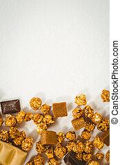 vista ambientale, cioccolati